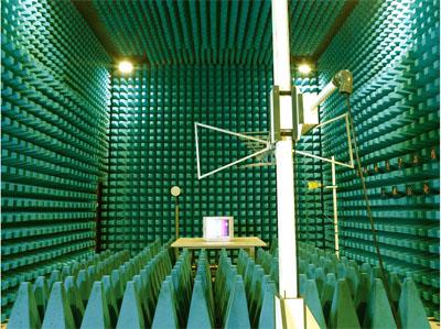 电子产品EMC实验室